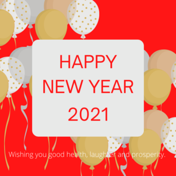 Happy New Year 2021 from the Exporting Guide