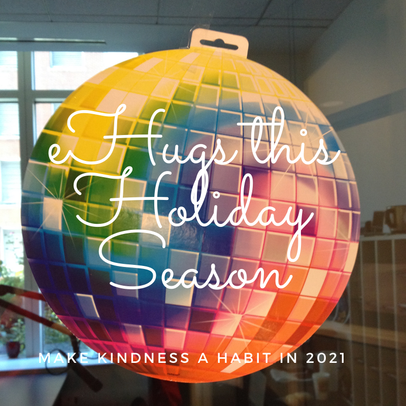 eHugs This Holiday Season from Laurel Delaney